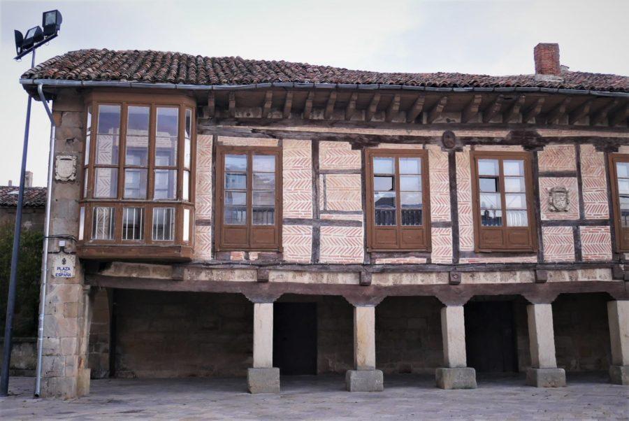 Plaza de España, Aguilar de Campoo
