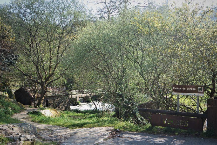 Ruta Muiños de Verdes, Galicia