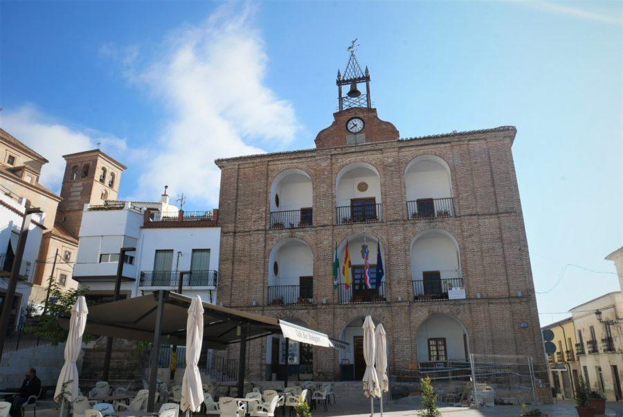 Ayuntamiento de Laujar de Andarax, Almería