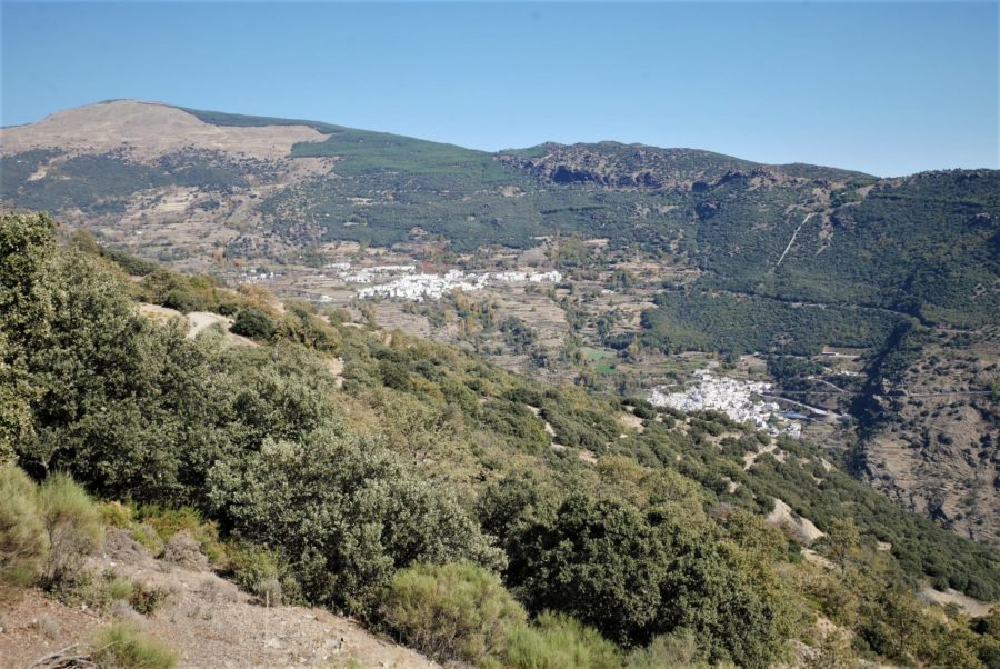 Barranco del Poqueira, la Alpujarra