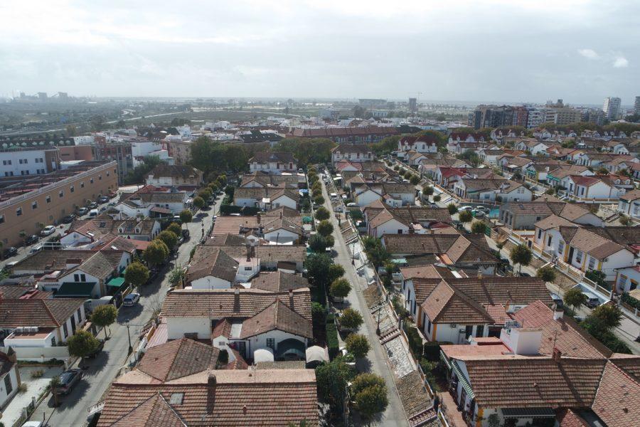Barrio Inglés, Huelva