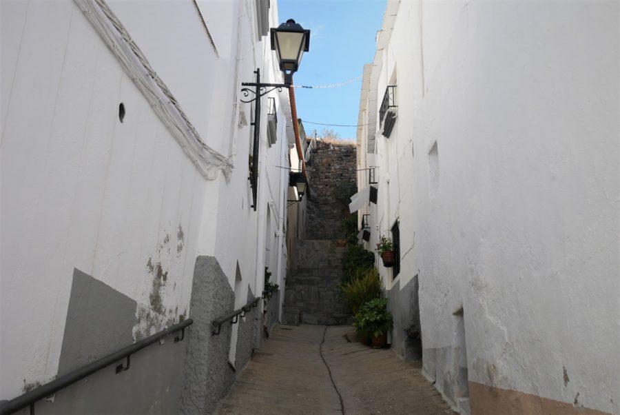 Calle Alcazaba, qué ver en Laujar de Andarax Almería