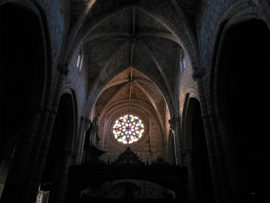 Colegiata de Covarrubias en Burgos