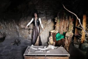 Cueva del Ojo de la Bruja en Soportújar