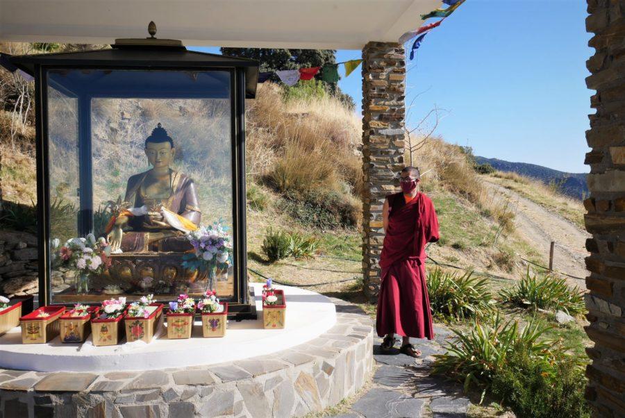 El Buda de la Medicina, O Sel Ling
