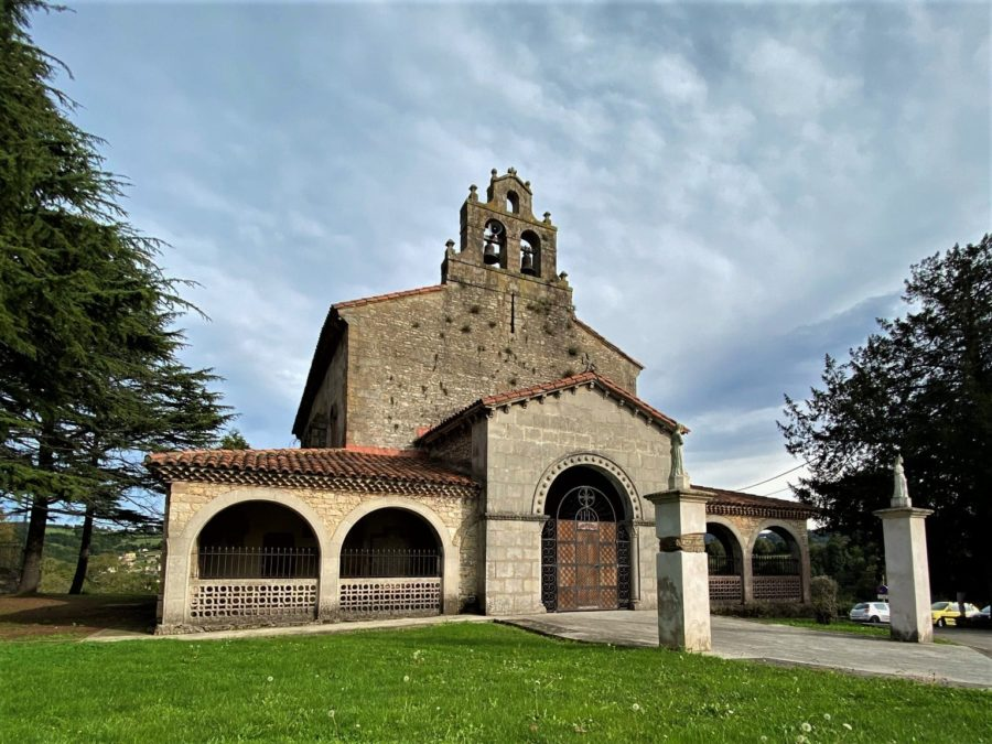 Iglesia de San Juan de Cenero