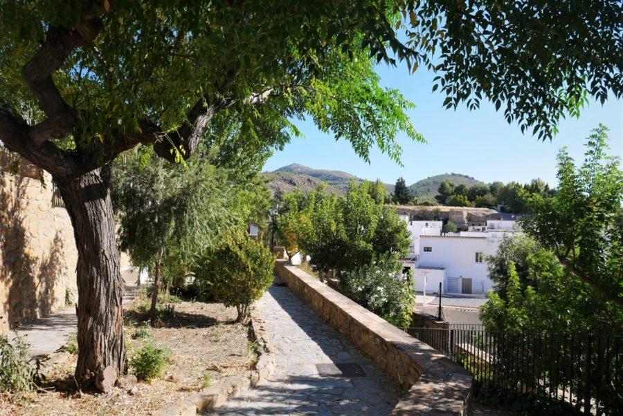 Jardín Botánico, qué ver en Laujar de Andarax, Almería