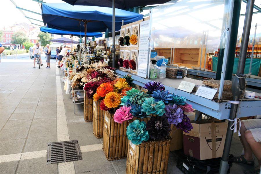 Mercado de Rovinj