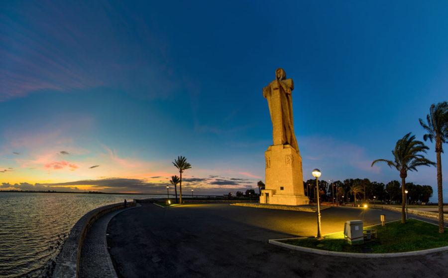 Monumento a la Fe Descubridora, Huelva