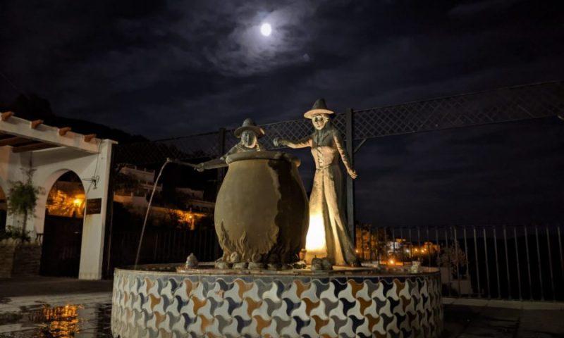 Noche de Brujas en Soportújar