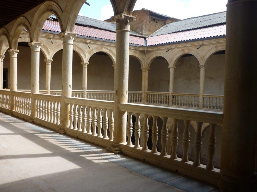 Palacio de Grajal de Campos
