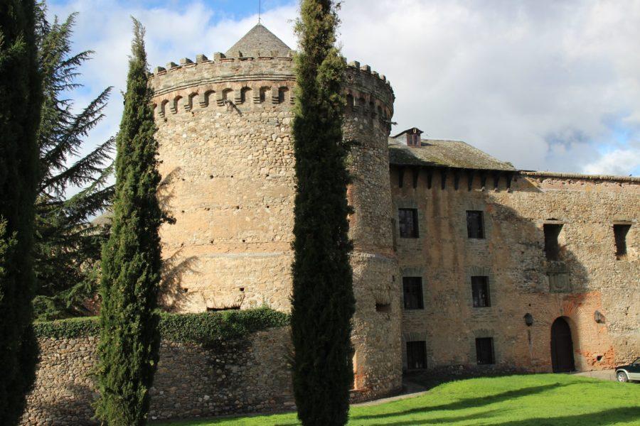 Palacio de Villafranca del Bierzo, León