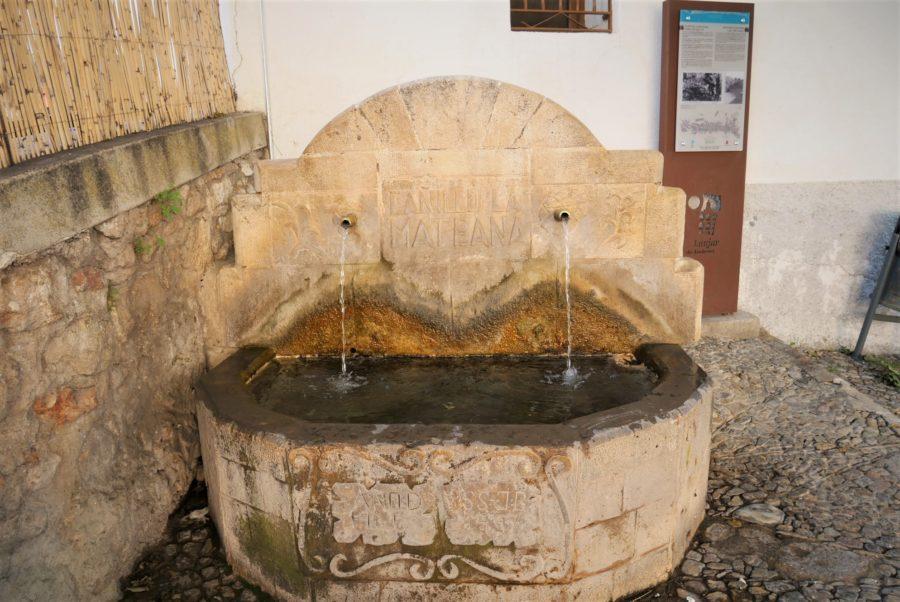 Fuentes y pilares que ver en Laujar de Andarax, Alpujarra almeriense