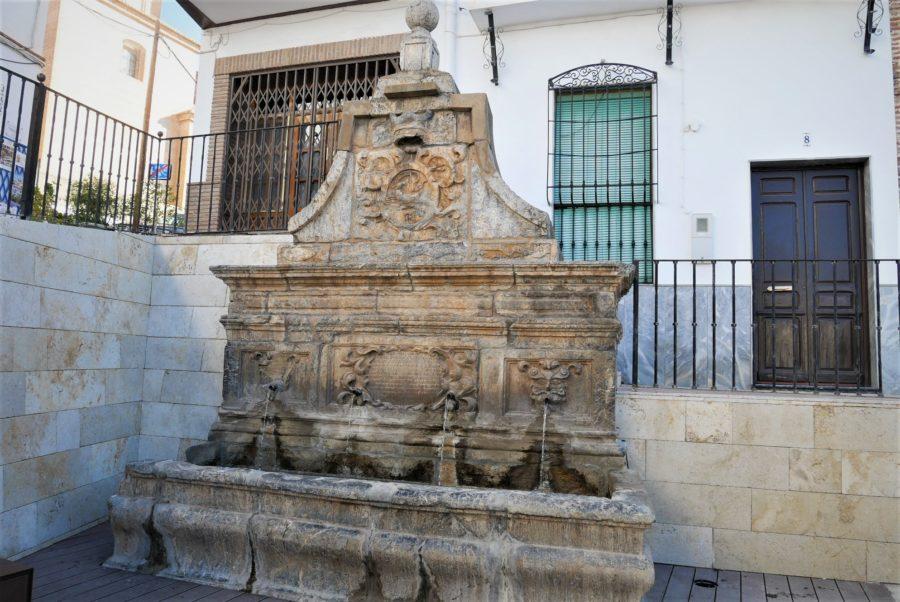 Pilares en Laujar de Andarax, Almería