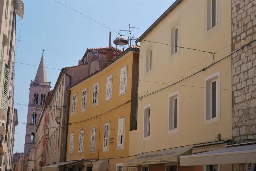 Centro histórico de Zadar, Croacia