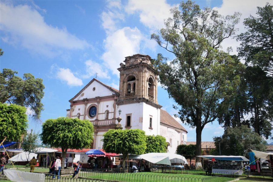 El Santuario de Nuestra Señora de la Salud