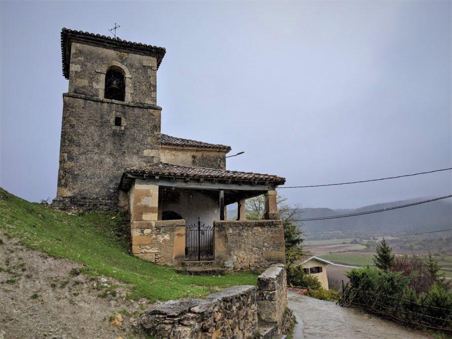 Ermita de la virgen de las Nieves