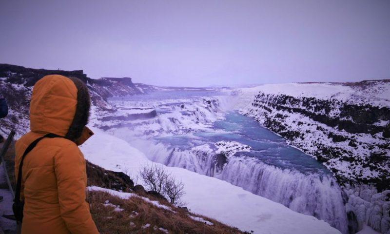 Gullfoss, la cascada Dorada, las cascadas más bonitas de Islandia