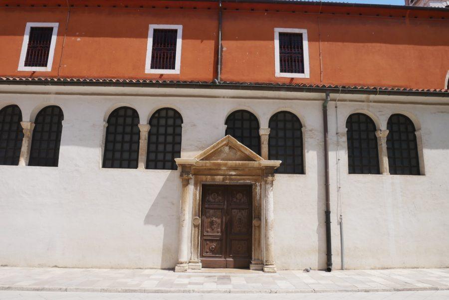 Palacios de Zadar