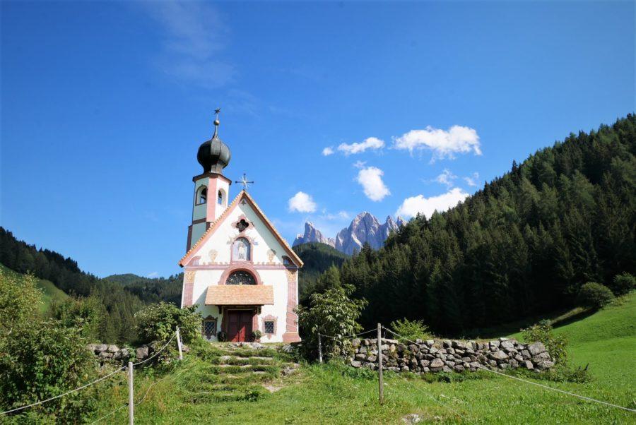 Valle de Funes, Dolomitas, adiós 2020 el año de la Pandemia
