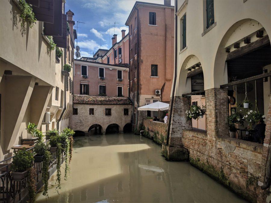 Canales, qué ver en Treviso