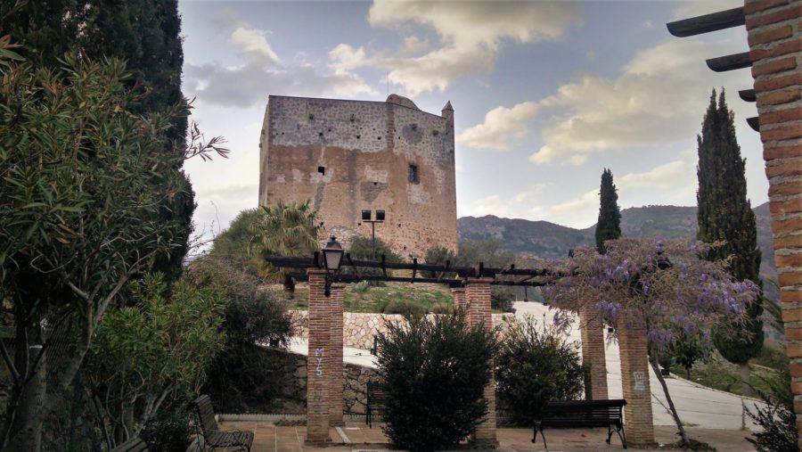 Castillo de los Ulloa, qué ver en Vélez de Benaudalla