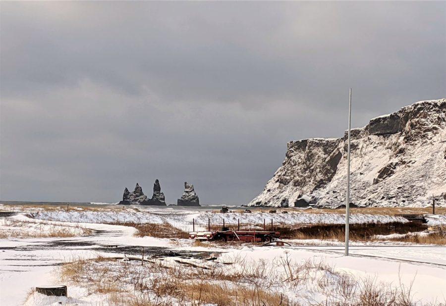 Costa sur de Islandia, Vík