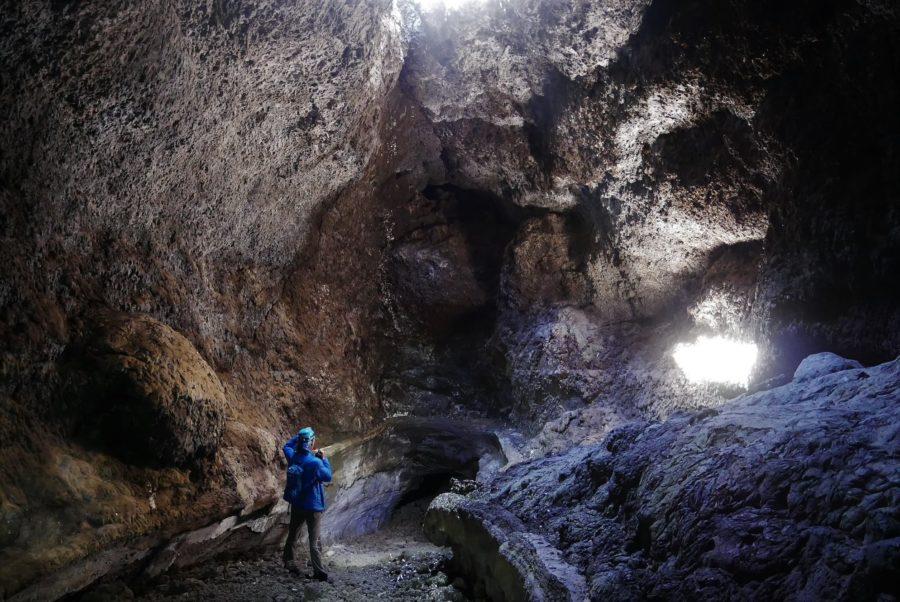 Cueva de las Palomas, La Palma