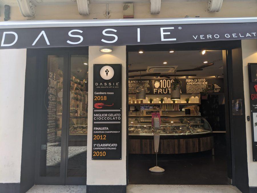 Dassie heladería Treviso