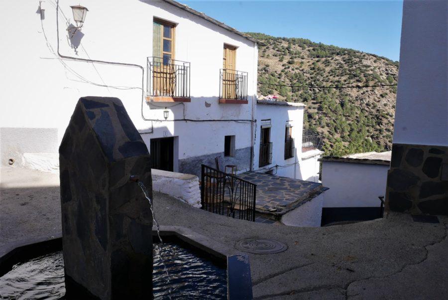 Fuente, qué ver en Bérchules, Granada