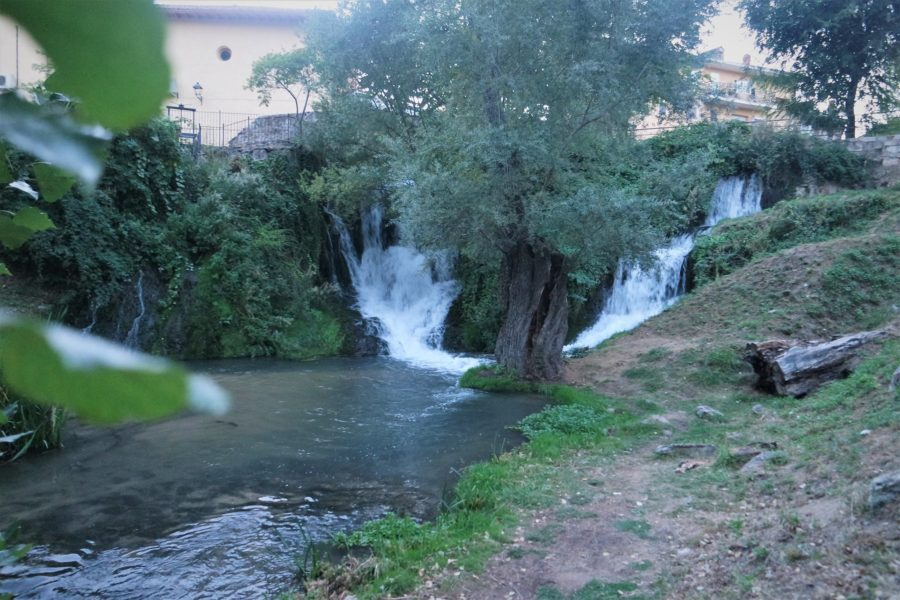 Las cascadas del río Cifuentes, qué ver en Trillo, La Alcarria