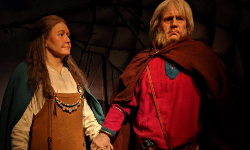 Los primeros islandeses en el museo de las Sagas