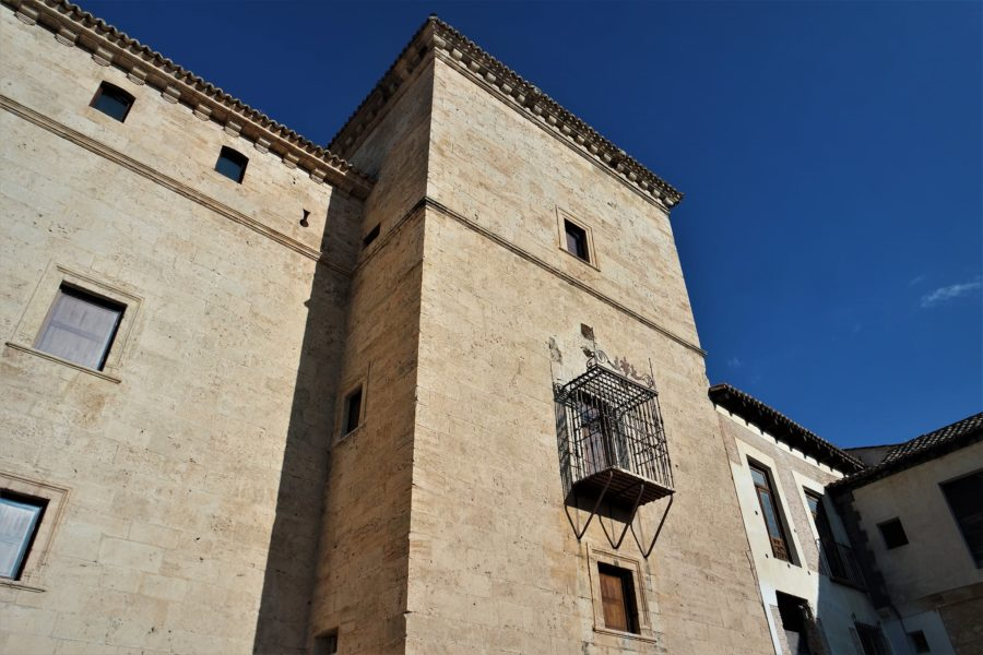 Palacio Ducal de Pastrana