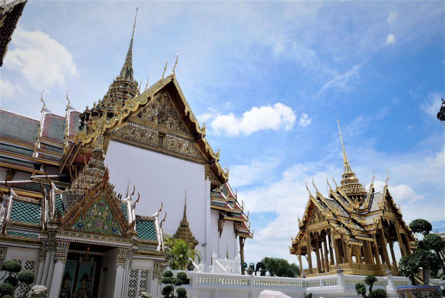 Palacio Real de Bangkok, Tailandia
