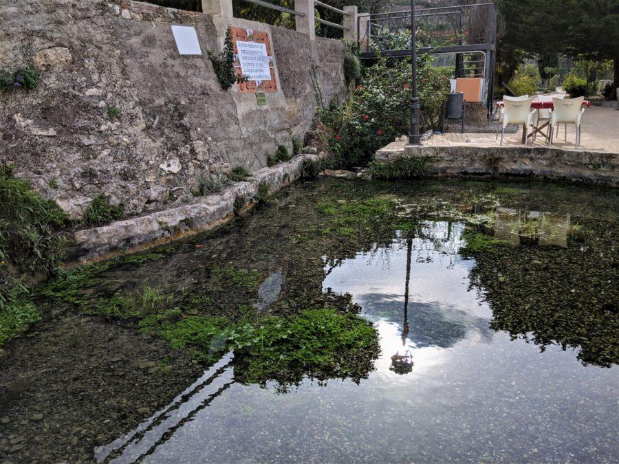 Paseo del Nacimiento, Vélez de Benaudalla