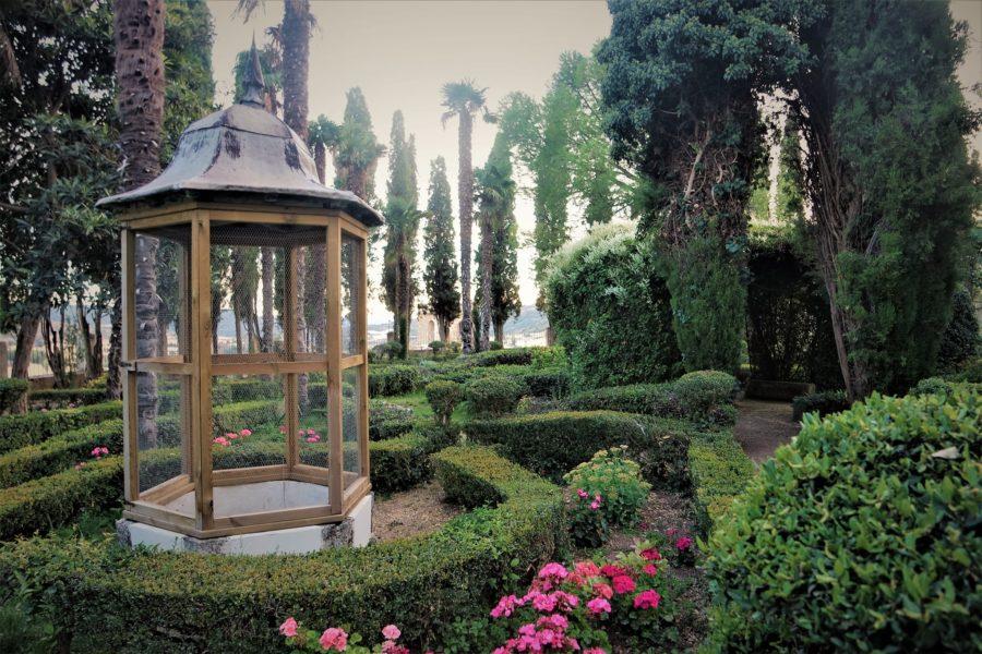 Qué ver en Brihuega, el Jardín de La Alcarria