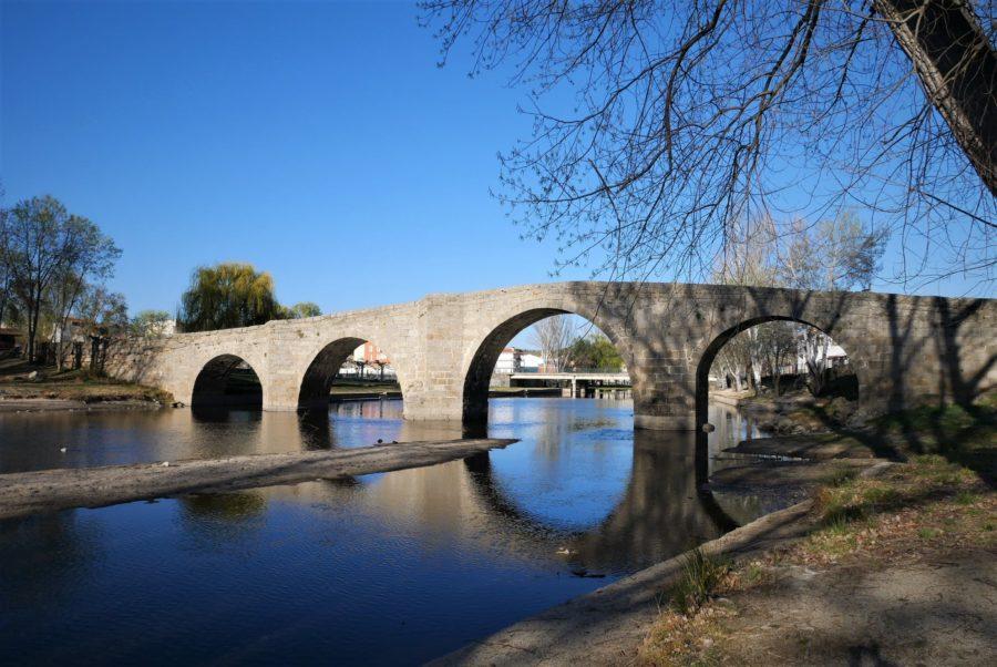 Río Alberche, Navaluenga, rutas por Castilla y León