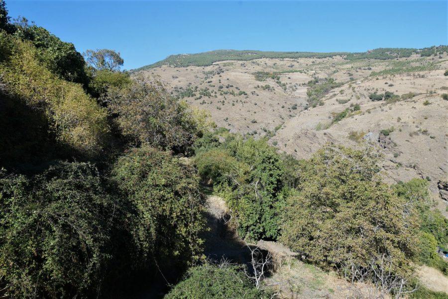 Senderismo en Bérchules, La Alpujarra