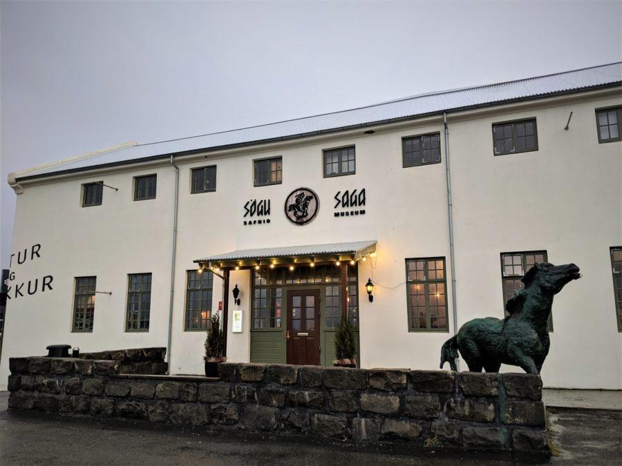 Visita al museo de las Sagas en Reikiavik