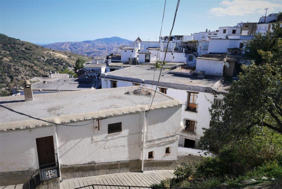Vistas de Bérchules, Granada