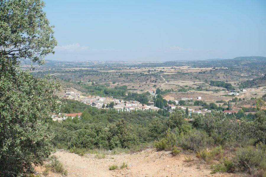Vistas de Trillo, La Alcarria