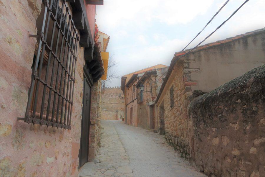 Calles de Sigüenza