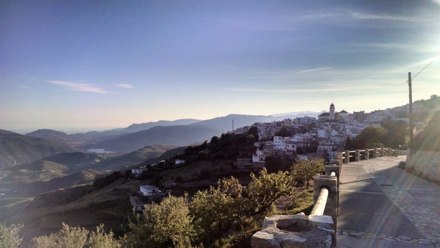 Cáñar, balcón de la Alpujarra