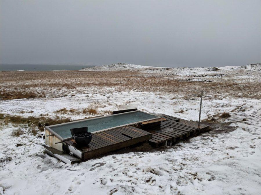 Djúpavogskörin, piscinas termales de Islandia