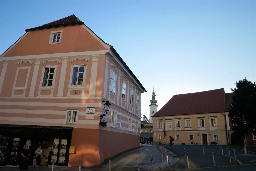 La Ciudad Alta de Zagreb