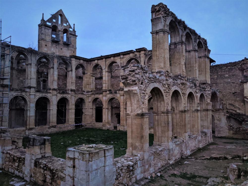 Monasterio de Rioseco, qué ver en Burgos provincia