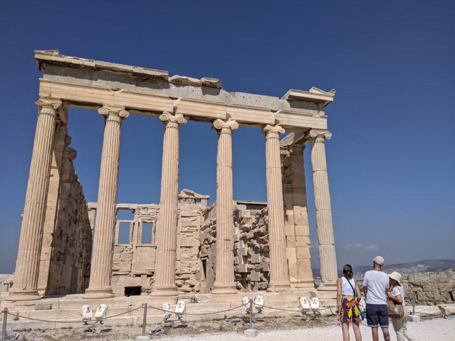 Templos de la Acrópolis, Atenas