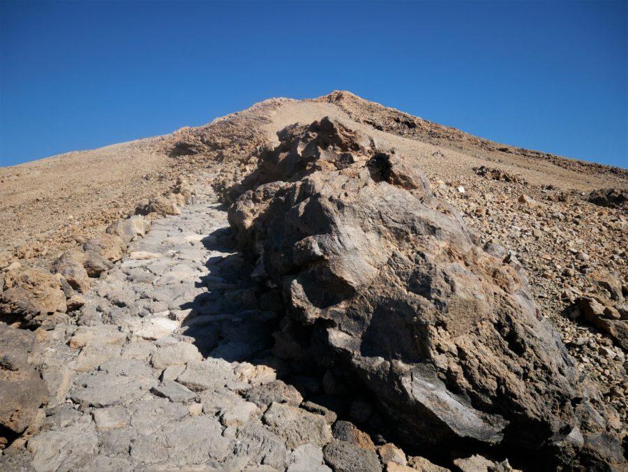 Ascenso al Teide, Tenerife