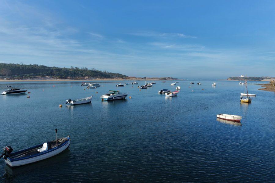 Barcas, Vila Nova de Milfontes