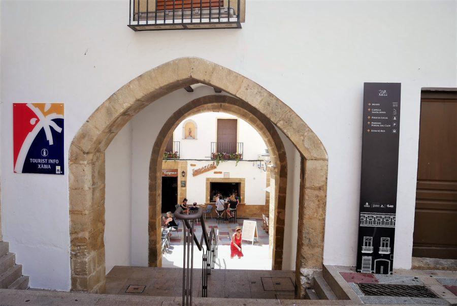 Centro histórico de Jávea